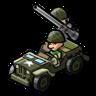 Goal Light Artillery Vehicle