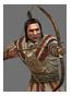 Muscogee Tribesmen Icon