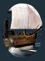 Steamship Icon