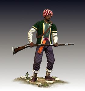 Hindu Musketeers