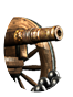 18-lber Foot Artillery icon