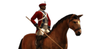 Native Indian Cavalry