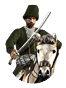 East qizilbashi light cavalry icon cavs
