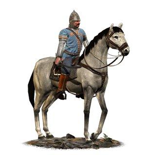 Circassian Armoured Cavalry