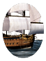 Fourth Rate Ship of the Line Icon