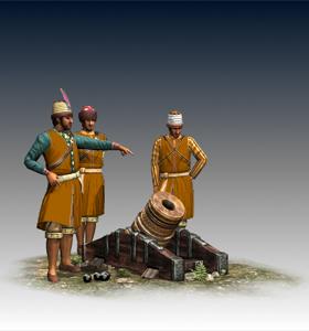 Large Mortars