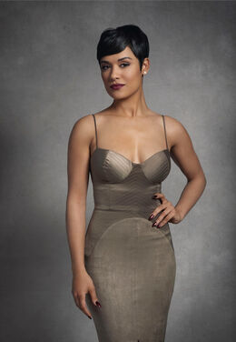 Anika Calhoun (Grace Byers) - Empire Season 3 Official Cast Photo