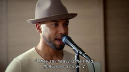 Jamal Lyon - Heavy - Living Room Session
