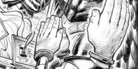 Hand Cholo