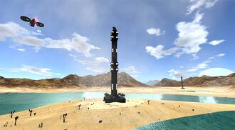 Alien-tower