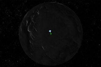 Habitat location omicron mo