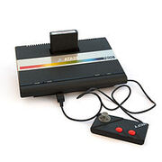 225px-Atari 7800 with cartridge and controller