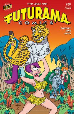 Futurama-38-Cover