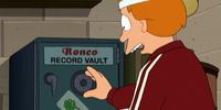 Ronco Record Vault