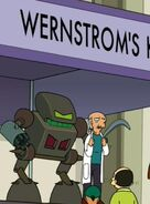Wernstrom's Killbot