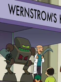 Wernstrom's Killbot