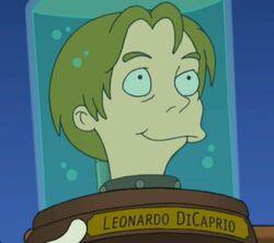 Leo head