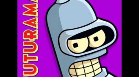 Futurama Original Series Theme (by Christopher Tyng) full extended soundtrack