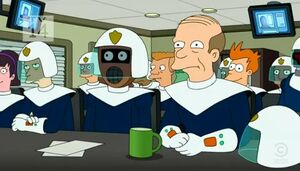 Futurama SFX and Cranski
