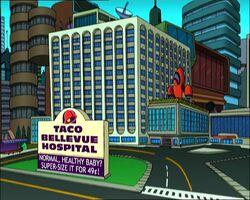 Tacobellevuehospital