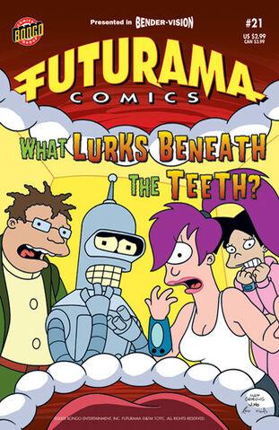 File:Futurama-21-Cover.jpg