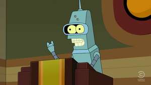 Ben Bot-Mitzvah