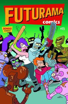 Futurama Comic 73
