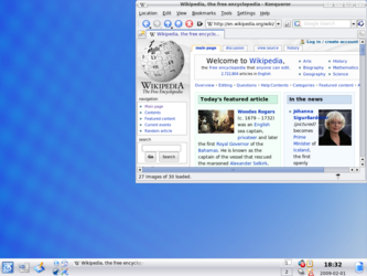 KDE 3.5