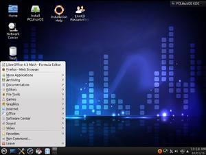 PCLinux OS 2014.12 (KDE)