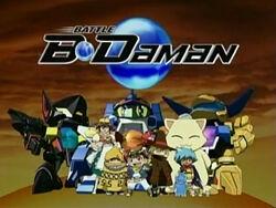 Battle B-Daman