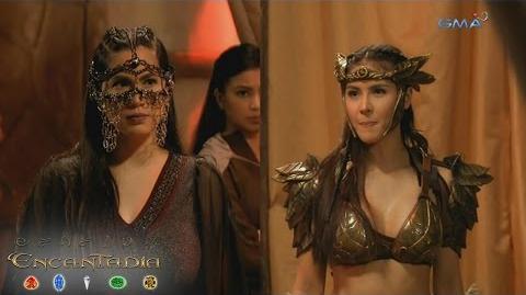 Encantadia- Danaya vs LilaSari