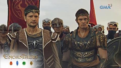 Encantadia- The war between Sapiro and Hathoria