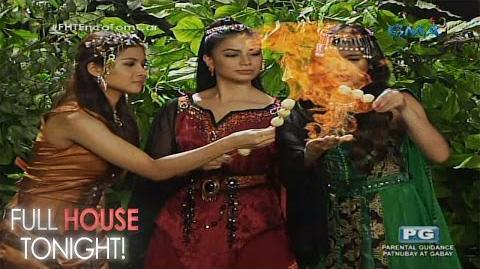 Full House Tonight Ang mga gutom na Sang'gre