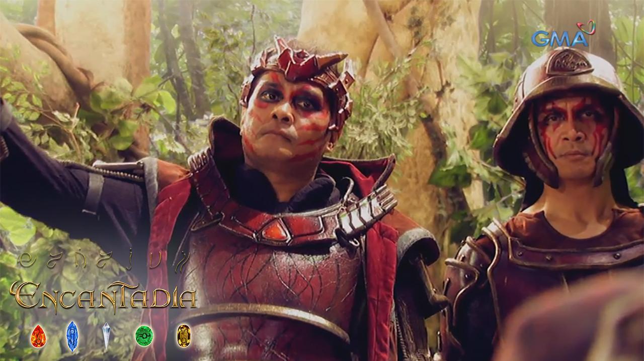 Encantadia- Lihim na paglusob - Episode 115