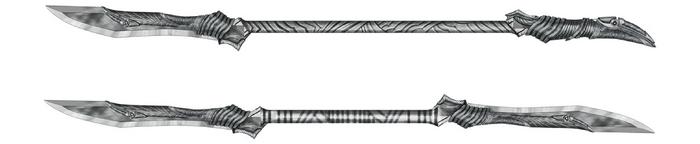 Kabilan spears