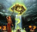 Las Pitonisas y el Oráculo de Delfos.