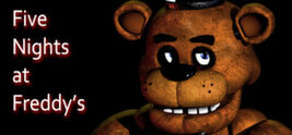 Five nights at freddys cover art
