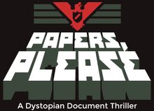 File:220px-Papers Please - Title Logo.png