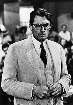 Gregory Peck Mockingbird