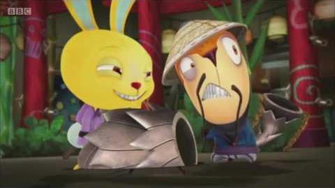 Endangered Species- S01E03- Bouncing Bunny, Hidden Squirrel