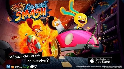 Endangered Species- Go-Kart Smash Mobile Game