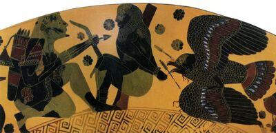 Hercules and Prometheus