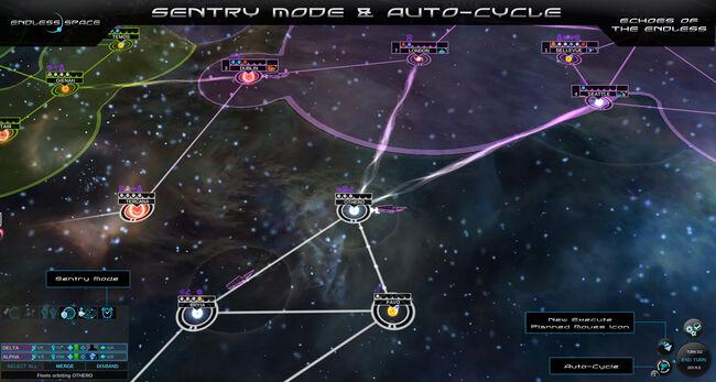 Sentry Mode Auto-Cycle