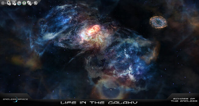 Life in the Galaxy