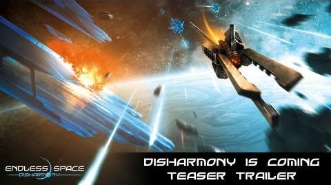 Endless Space - DISHARMONY IS COMING Teaser-2