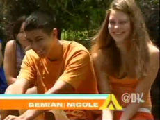 Demian and Nicole