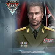 Spetsnaz General No.4