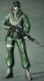 Russian Rifleman Female