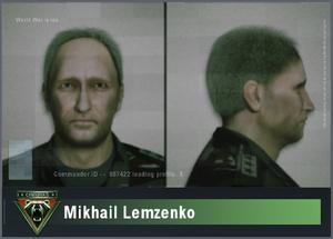 Mikhail Lemzenko