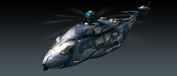 Support Heli-EC 220 Gadfly-EFEC